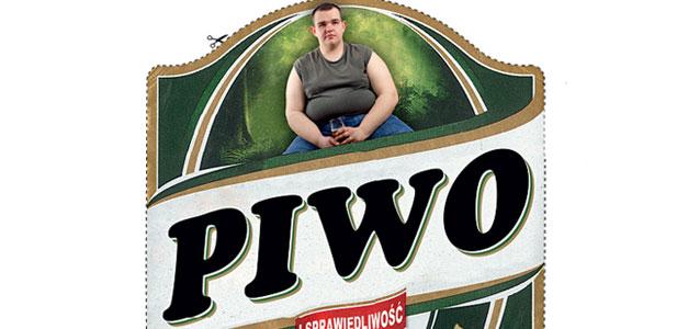 piwo etykiety