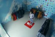 Kreatywna kampania firmy odzieżowej