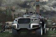 Pojazd dyktatorów - Prombron Black Shark