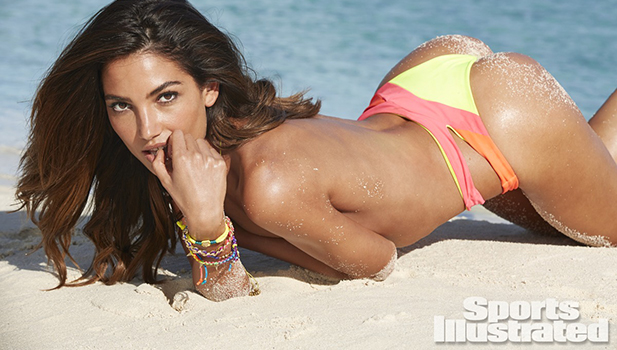 Lily Aldridge sports illustrated