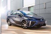 Toyota Mirai - dziwoląg na wodór