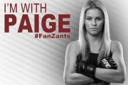 Od modelki do fighterki - Paige VanZant