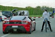 Rower pokonał Ferrari