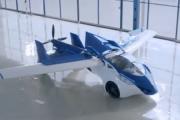 The AeroMobil 3.0 - latający samochód!