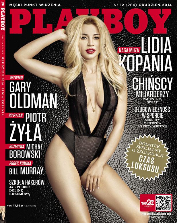 Lidia Kopania Playboy