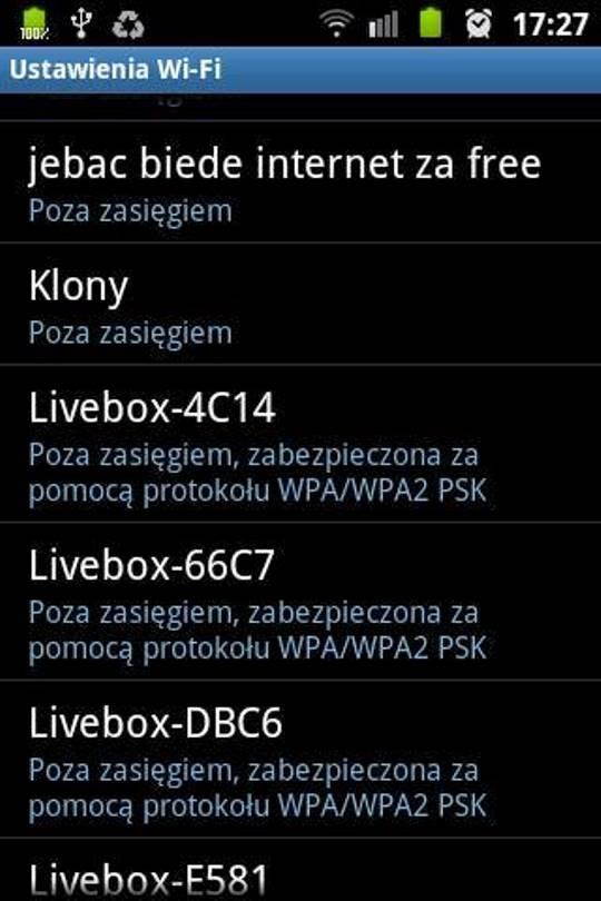 internet za free
