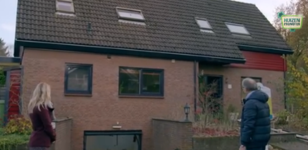 dom w Holandii