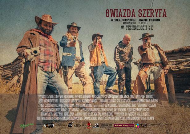 Kazik Staszewski Gwiazda szeryfa