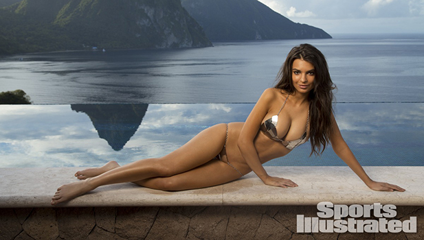 Emily Ratajkowski sports illustrated swimsuit