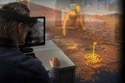 Microsoft HoloLens - hologramowa rzeczywistość