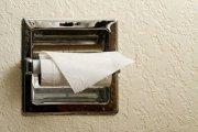 Tweet: przynieście papier toaletowy!