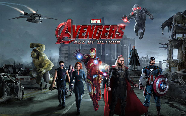 zwiastun Avengers: Age of Ultron