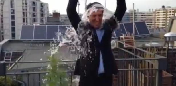 Ice Bucket Challenge marihuana