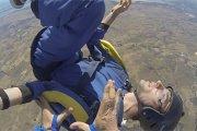 Omdlenie skoczka na 3500 metrów