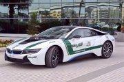 BMW i8 na służbie