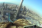Dubaj z lotu ptaka