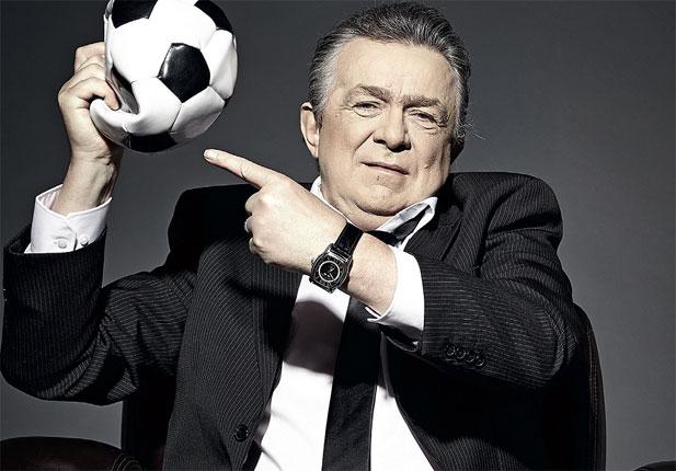 Janusz Wójcik wywiad