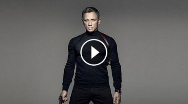 Bond zwiastun