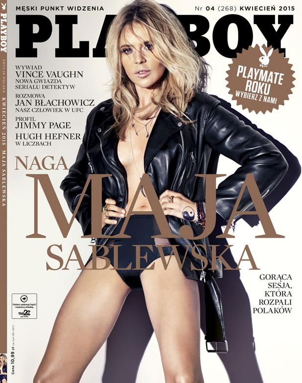 Playboy kwiecień 2015