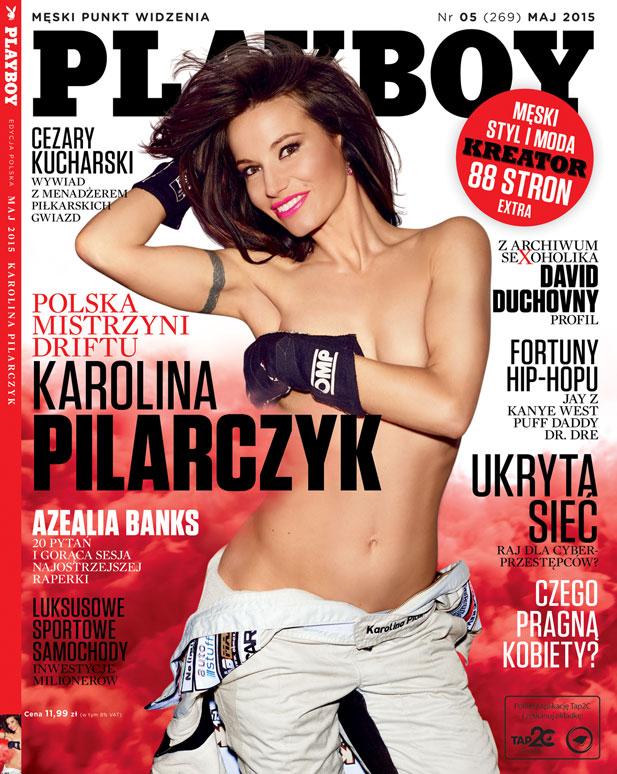 Karolina Pilarczyk Playboy