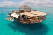 Rajski bar na wodzie