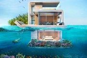 Podwodne domy w Dubaju