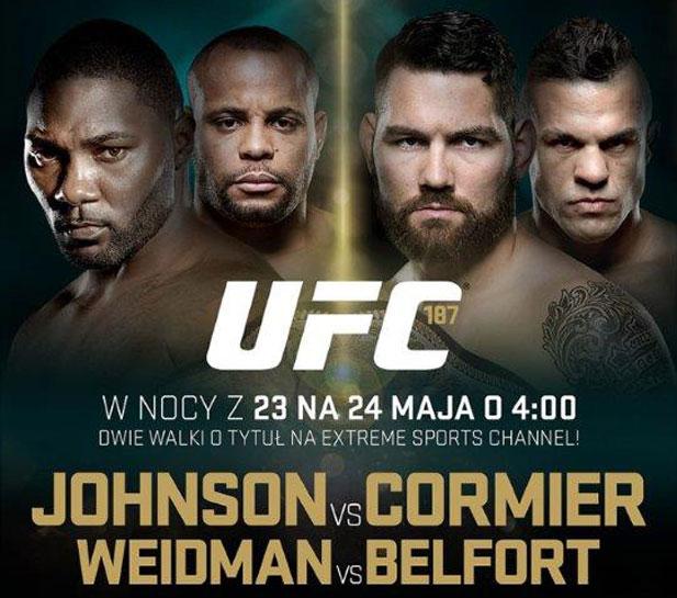 UFC transmisje