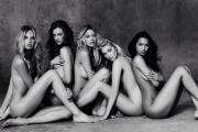Polka wśród aniołków Victoria's Secret
