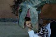 Wardęga zszedł na dinozaury