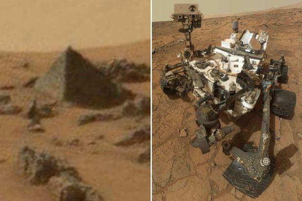 piramida na marsie