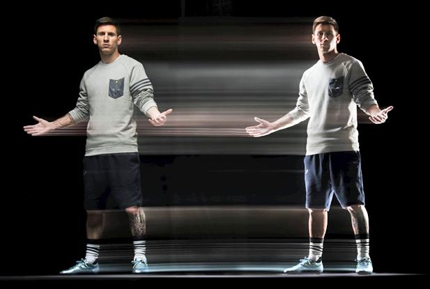 Leo Messi adidas