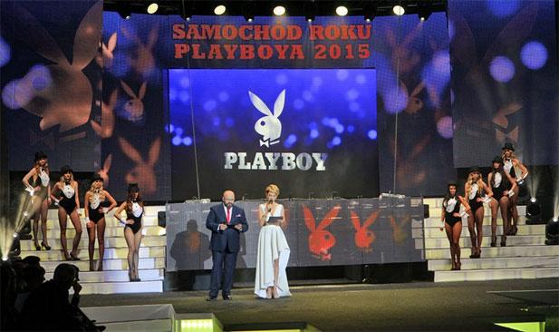 Playboy Samochód Roku