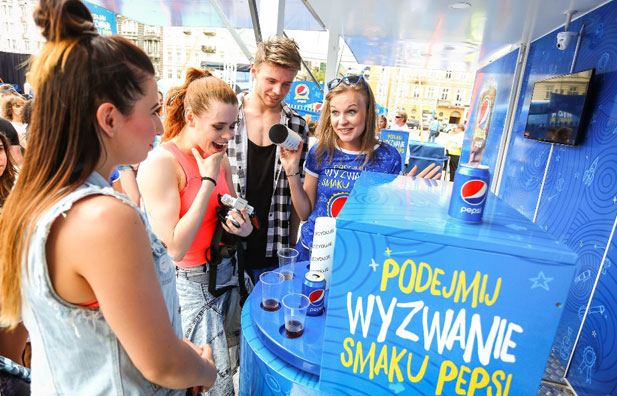 Wyzwania Smaku Pepsi