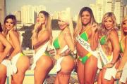 Wszystkie kandydatki Miss BumBum 2015