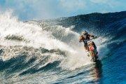 Moto surfing