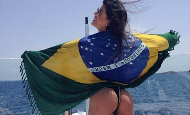 Miss BumBum 2015 Priscila Rocha