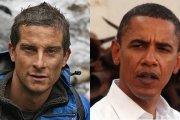 Barack Obama u Beara Gryllsa