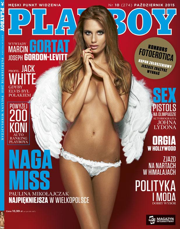 Playboy październik 2015