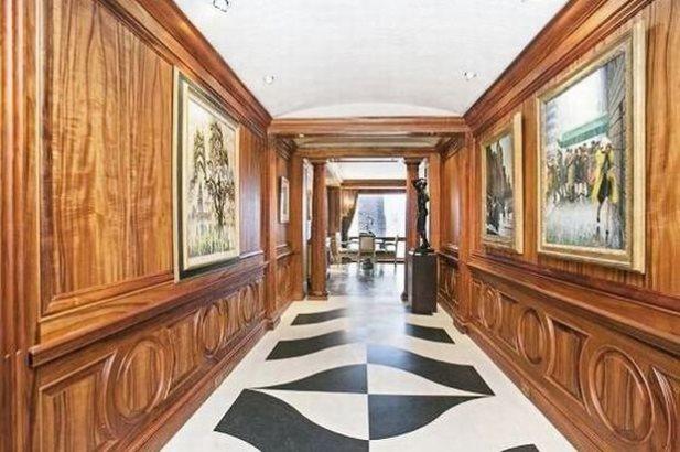 nowy dom Cristiano Ronaldo w Nowym Jorku