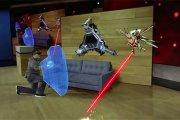 Gaming przyszłości - HoloLens
