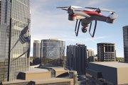 1,9 mln dol grzywny za nielegalne użycie dronów