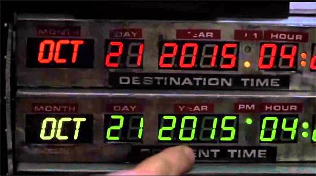 powrót do przyszłości 2015
