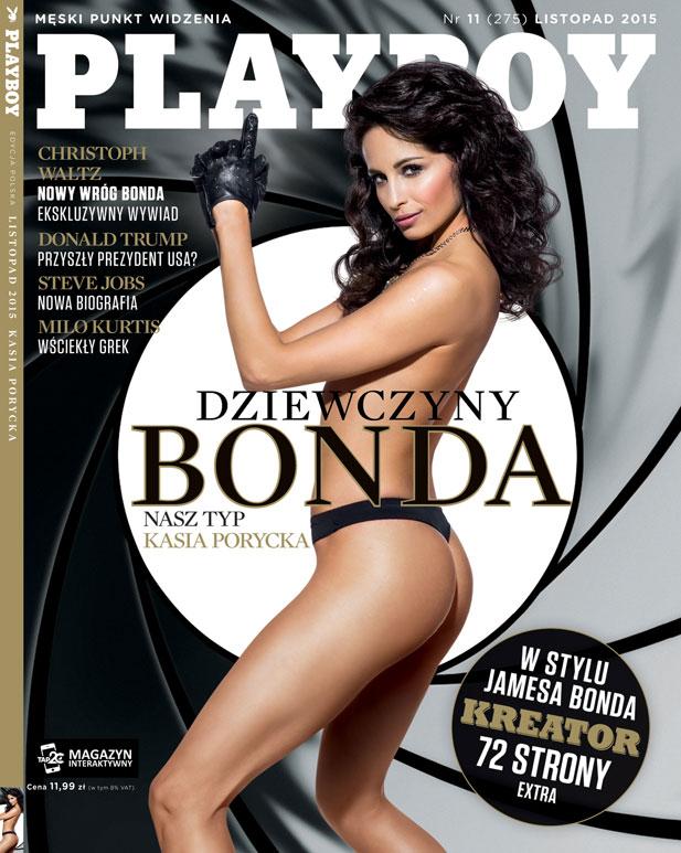 Playboy listopad