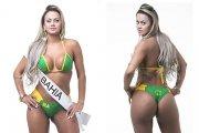 Miss BumBum 2015: Raquel Castro
