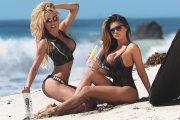 Dalia Elliott i Tawny Jordan - blondynka i brunetka