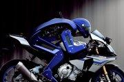 Motobot - robot na motocyklu