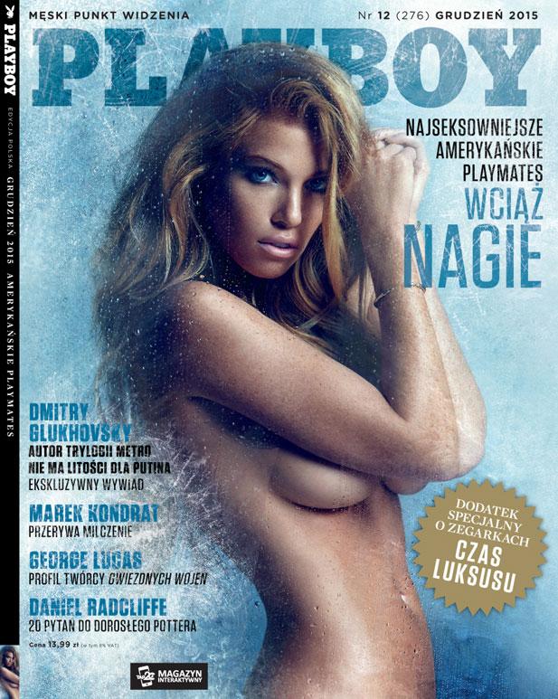 Playboy grudzień 2015