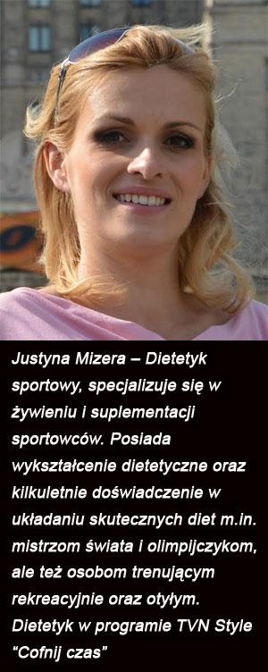Justyna Mizera wywiad