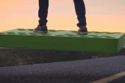 Stworzono prawdziwą deskę latającą w powietrzu!