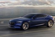 Buick Avista - luksusowy muscle car